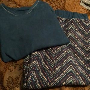 Ciddlduds new without tags size large PJs